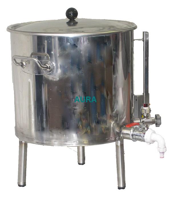 CUVE INOX électrique 40-50 litres